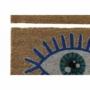 Kép 2/3 - Kókuszrost lábtörlő 60x40x1,5 száj 2 féle