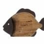 Kép 2/3 - Dekoráció császárfa fém 20,5x16,5x3,5 hal