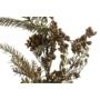 Kép 2/3 - Karácsonyfa természetes tobozos 20x80 aranyozott zöld