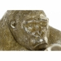 Kép 3/4 - Figura műgyanta 33x32x42 gorilla aranyozott